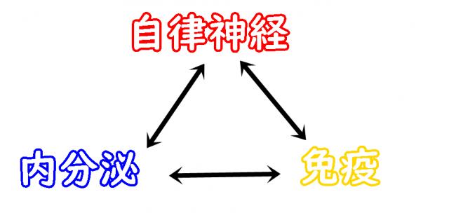 ホメオスタシスの三角形